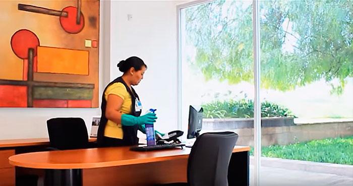 Limpieza industrial y oficinas